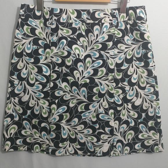 Loft Mini Skirt Size 8